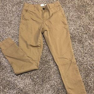 A New Day Khaki Skinny Pants